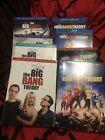 the big bang theory seasons 1-8