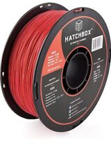 HATCHBOX ABS 3D Printer Filament, Dimensional Accuracy