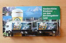 Modell LKW Bier Truck Bierlaster Mercedes Benz Actros Wieninger  HS 15
