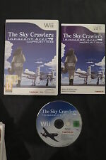 WII : THE SKY CRAWLERS : INNOCENT ACES - Completo, ITA ! Solo per Wii e Wii U