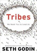 Tribes: We Need You to Lead Us by Seth Godin