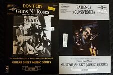 Guns N' Roses - Cherry Lane Sheet Music: Don'T Cry/Patience