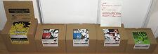 *NEW* - COMPLETE DRAGON BALL DRAGON BOX DVD SET - DB-Z VOL # 1 & 2-GT-THE MOVIES