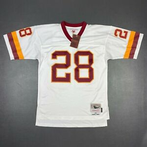 100% Authentic Darrell Green Mitchell Ness 1991 Redskins Jersey Size M 40 Mens