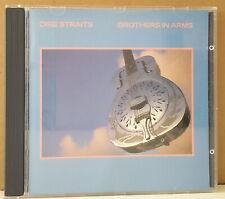 DIRE STRAITS - BROTHERS IN ARMS 1985 VERTIGO 824 499-2 S. KOREA CD