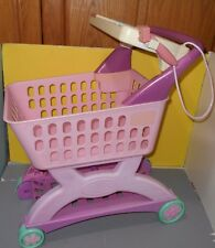 KIDesigns Barbie Scan 'n Play Shopping Cart Child Size Talking Pretend Play Toy