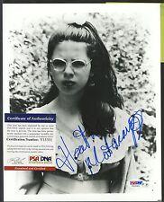 Sophie Monk Signed 8x10 Photo PSA/DNA COA Autograph AUTO