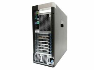Dell Precision T5810 E5-2630 V3 2.4GHz 8C 16GB K4200 480GB SSD + 1TB HDD W10 Pro