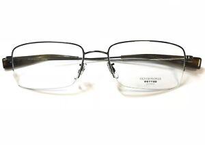 Oliver Peoples OP-669 BKC Eyeglasses Ruthenium Frame 53mm