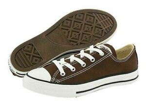 Converse Chuck Taylor All Star Low Top Unisex Canvas Shoes All Sizes 3-13