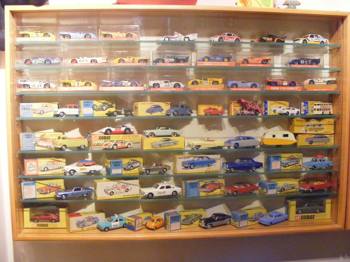 joes vintage diecast and more