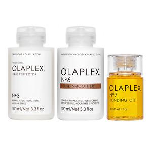 Olaplex Style & Protect Kit - No 3, No 6, No 7