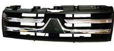 Radiator Grille Front Chrome & Black For Mitsubishi Shogun V88/V98 3.2DID 9/06>+
