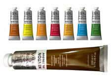 Winsor & Newton Assorted Types Oil Paints