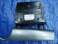 2007-2014 MINI COOPER R55 R56 R57 LCI CHECKERED CD CHANGER CARRIER BOX TRIM OEM
