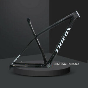 2021 MTB Bicycle Carbon Frame 29er/BB68 Mountain Bike Ultralight Frame 148*12mm