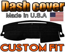 fits 2007-2011   HONDA CRV  DASH COVER MAT DASHBOARD PAD /  BLACK