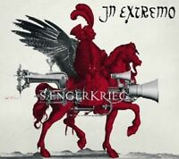 "IN EXTREMO ""SÄNGERKRIEG"" CD NEUWARE"