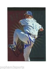 HIDEO NOMO Signed/Autographed 1996 UPPER DECK UD Beat The Odds Card - JSA COA