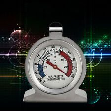 New Traditional Kitchen Thermometer Stainless Steel Dial For Refrigerator
