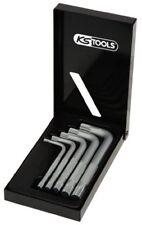 Ks Tools 151.4100 Jeu de 5 Clés Mâles XZN courtes M5 À M12
