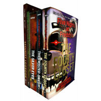Five nights at freddys series By Scott Cawthon 5 Books Collection Set Paperback