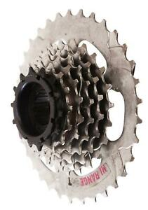 Shimano compatible 7 SPEED Threaded Bike Bicycle FREEWHEEL COG Mega RANGE 34T