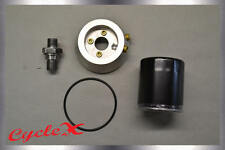 Honda CB750 SOHC Oil Filter and Cooler Combo ( Chopper , Bobber , Brat , Rat )