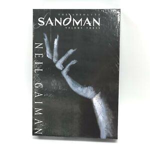 Absolute Sandman by Neil Gaiman Volume 3 New DC Comics Vertigo HC Sealed