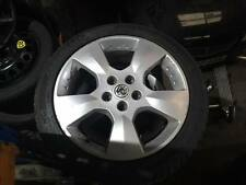 """VAUXHALL ASTRA COUPE SE2 17"""" ALLOY WHEELS & TYRES 5X110 BREAKING SPARES Z18XE"""