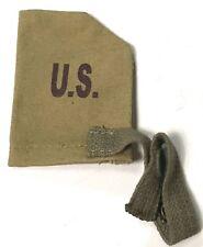 WWII US M1 GARAND RIFLE MUZZLE COVER-OD#3