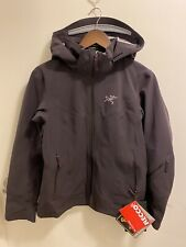 Arc'teryx Ravenna jacket womens New with tags size Small color Dimma