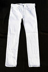 Sommerliche Jeans von MAISON KITSUNE - Gr. 32 - Slim Fit - Np. 190,-