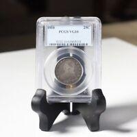 1818 Capped Bust Quarter PCGS VG10 *Rev Tye's* #5131282