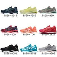 Asics Gel-Nimbus 20 Road Runner Womens Cushion Running Shoes Trainers Pick 1