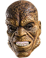 Suicide Squad Killer Croc Alligator Gator Scary Movie Mask One Size