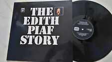 EDITH PIAF Story *RARE DUTCH VINYL PRESSING 70s*NM*