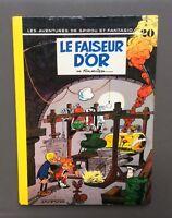 Les aventures de Spirou et Fantasio. Le faiseur d'or. Dupuis 1970 EO