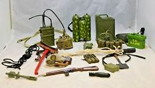 "1/6 Scale 12"" Soldier - Lot of Accessories - GI Joe Dragon 21st Century"