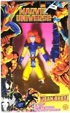 "S00047. Marvel Universe JEAN GREY 10"" Tall Action Figure from ToyBiz NIB (1997)"
