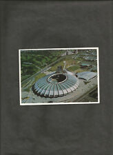 LE PARC OLYMPIQUE OLYMPIC PARK MONTREAL QUEBEC CANADA POSTCARD 1984
