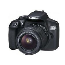 "Canon EOS 1300D 18-55mm 18mp 3"" DSLR Camera New Cod Agsbeagle"
