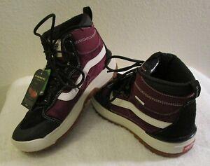 NWT VANS Womens Ultrarange Exo Hi MTE Gore-Tex Shoes 9 Port Royale MSRP$110