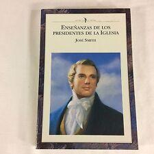 Spanish Joseph Smith Enseñanzas De Los Presidentes De La Iglesia Mormon LDS