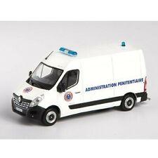 Renault Master 1/43 Administration Pénitentiaire - ELIGOR 116437