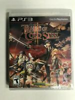 Trails of Cold Steel II 2 PS3 Legend of Heroes Brand New Sealed Playstation 3