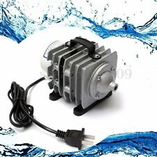 Electrical Magnetic O2 Air Pump For Aquarium Hydroponic Fish Pond 220V 20W