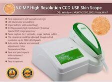 5.0 MP USB Skin Analyzer Skin Diagnosis System & Skin Care Device 900U