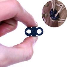 2pcs EDC Pocket Tool Shiv Zipper Blade Military Survival Self Defence Gear