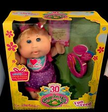 CABBAGE PATCH KIDS BABIES 30th Anniversary Ltd Edition Fun to Feed Sophia Valera